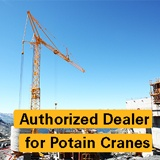 Authorized Dealer for Potain Cranes Related Image