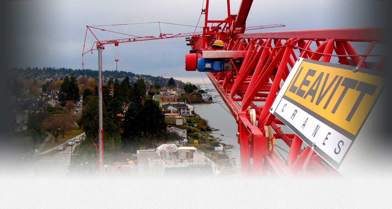 Tower Crane Rentals | Tower Cranes For Rent