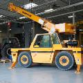 Broderson Carry Deck Crane with Stabilizers